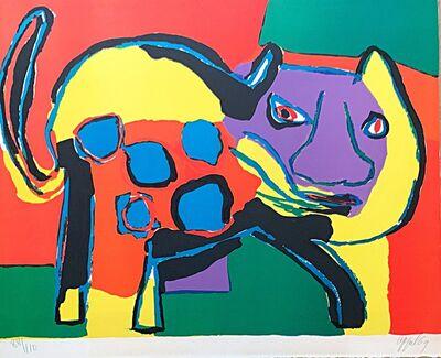 Karel Appel, 'Cat', 1969