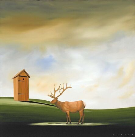 Robert Deyber, 'Deer John', 2007