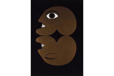 Victor Brauner, 'Projet d'Affiche', 1963