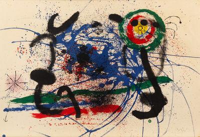 Joan Miró, 'L'Amazone', 1964