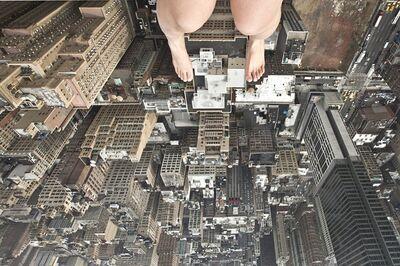 Jun Ahn, 'Self-Portrait (New York)', 2013