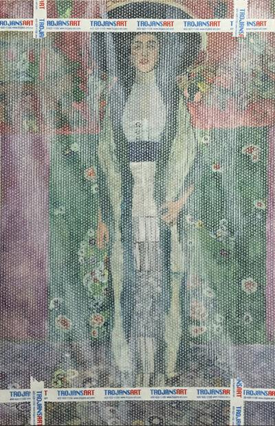 Shen Shoamin, 'Handle with Care - MoMA No. 15', 2017