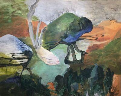Heidi Jahr Kirkeby, 'Fairytale Forest II', 2020