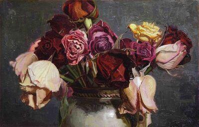 Greg Gandy, 'Still Life with Dead Roses', 2014