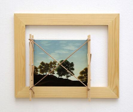 Jorge Perianes, 'Untitled (ANDAMIO I)', 2015