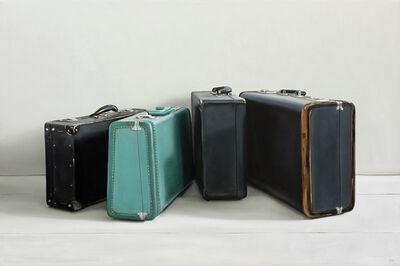 Christopher Stott, 'Turquoise Suitcase', 2018