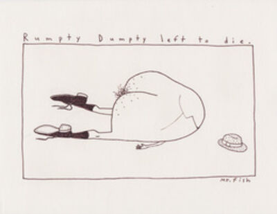 Mr. Fish, 'Rumpty Dumpty Left to Die', 1991