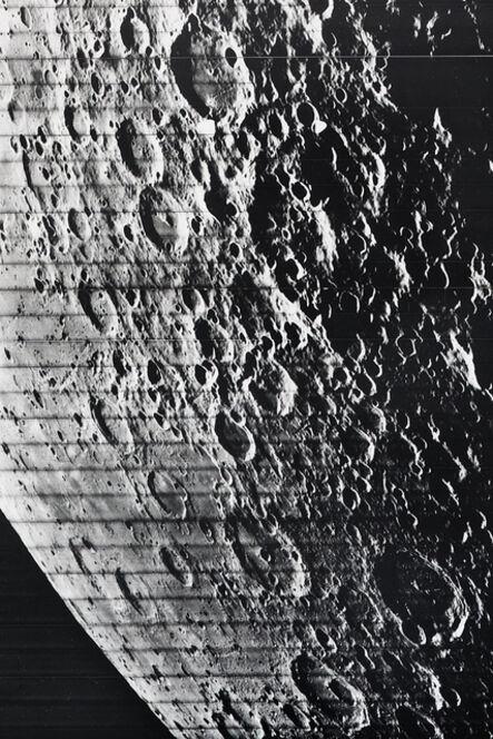 NASA, 'Orbiter 4 · Lunar Surface (detail)', 1967