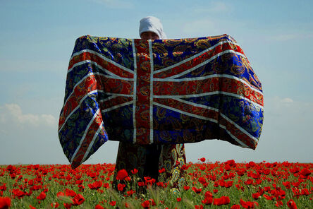 Said Atabekov, 'My Great Britain', 2011
