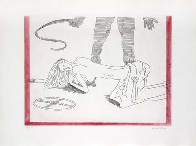 Man Ray, 'Donna', 1971