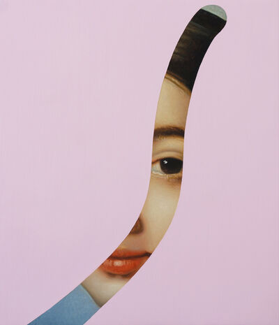 Lino Lago, 'Fake Abstract (Ingres)', 2021