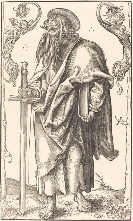 Lucas Cranach the Elder, 'Saint Paul'