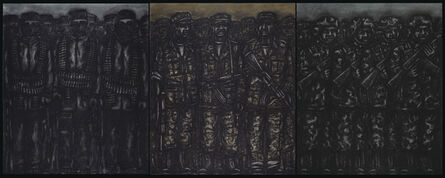 Peterson Kamwathi, 'The Border', 2012