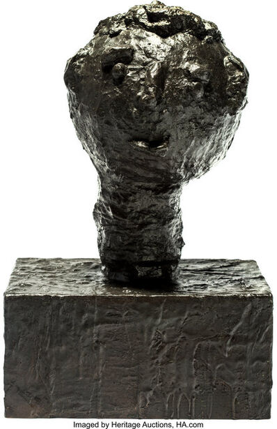 Donald Baechler, 'Head #2'