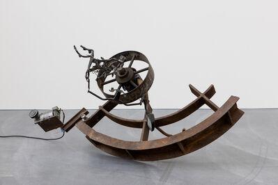 Jean Tinguely, 'La Bascule Schlassée', 1990