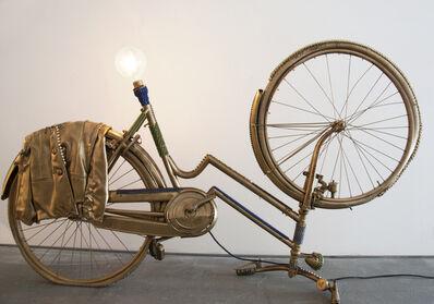 Erika Calesini, 'Gold Lamp'