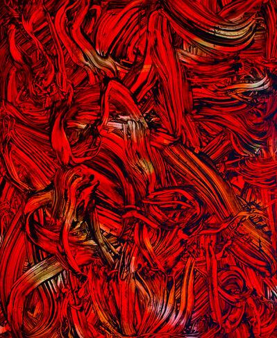 Judy Millar, 'Red Red Orange #3', 2014