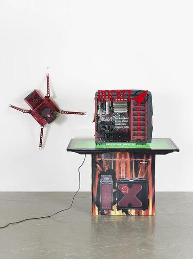 Simon Denny, 'Berlin Startup Case Mod: Rocket Internet. ', 2014