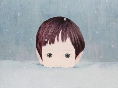Mayuka Yamamoto, 'snowy day', 2014