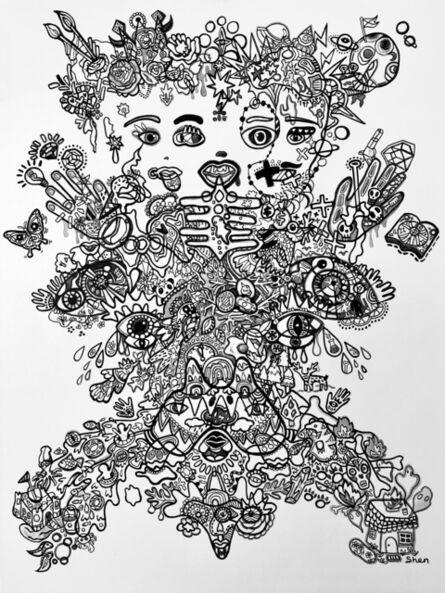 Shen Li, 'Mirror Image', 2019