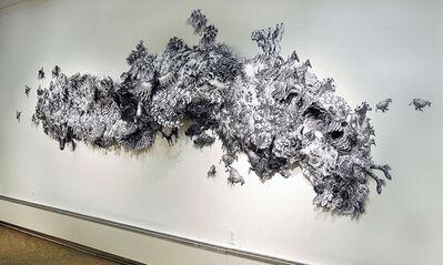 Joo Lee Kang, 'Chaos #4'