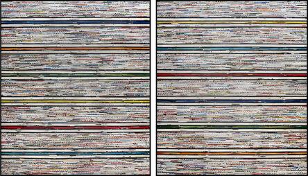 Alejandra Padilla, 'Everything Matters I & II', 2015