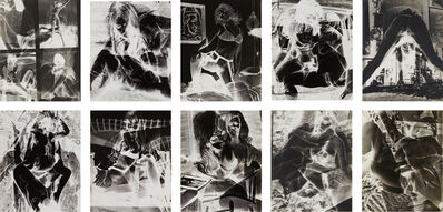 Robert Heinecken, 'Selected Images', 1970