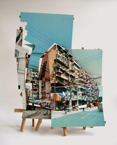 Isidro Blasco, 'Building 2', 2008