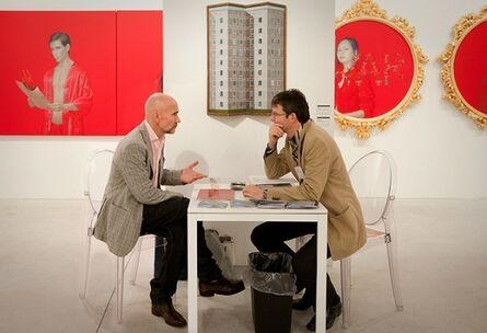 Andy Freeberg, 'Leonard Ruethmueller, Art Miami ', 2010