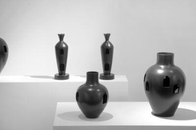 Paolo Canevari, 'Buccheri vases', 2016