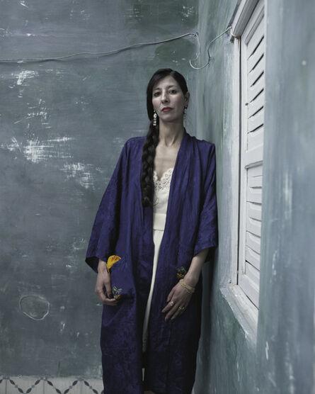Shirin Neshat, 'Malik (Zarin series)', 2007