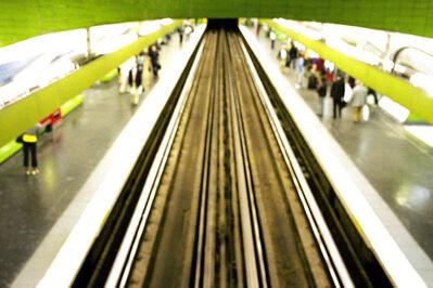Laurie Victor Kay, 'Metro Vert', 2010