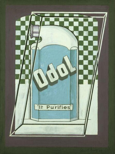 Stuart Davis, ' Odol', 1924