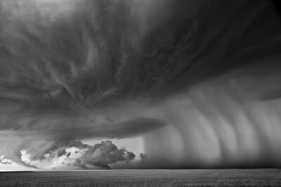 Mitch Dobrowner, 'Rain Curtain', 2014