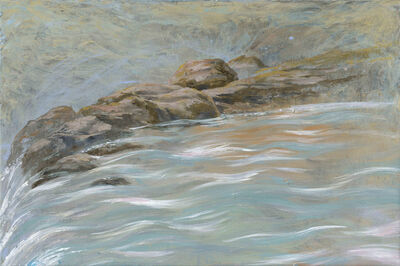 Philip Mantofa, 'THE RIVER ', 2017