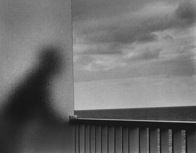 André Kertész, 'The Balcony, Martinique', 1972