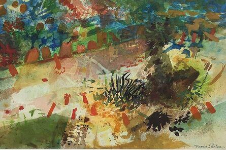 Morris Shulman, 'Tidal Pool Abstraction', ca. 1953