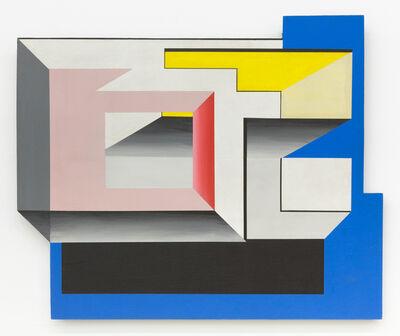 Suzanne Blank Redstone, 'Portal 2A', 1967