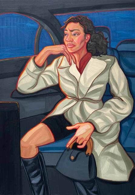 Ania Hobson, 'Evening Ride', 2020