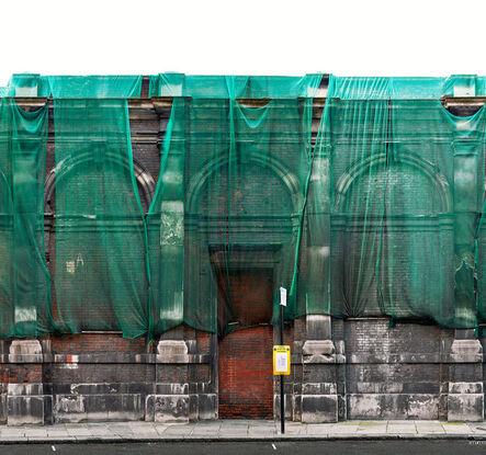Shubha Taparia, 'Smithfield Street (Triptych)', 2020