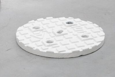 Andy Wauman, 'A Relic of Floor X', 2012