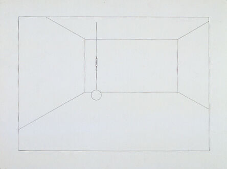 Matt Mullican, 'Untitled (Fictional Reality)', 1974