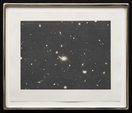 Vija Celmins, 'Galaxy', 1975