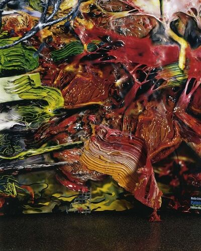Fabian Marcaccio, 'Paintant Stories (Detail)', 2000
