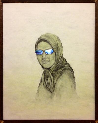 Lee Wells, 'Soul Series 2(Egyptian activist #1)', 2013