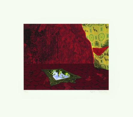 Dexter Dalwood, 'The Apartment (after Delacroix) III', 2012