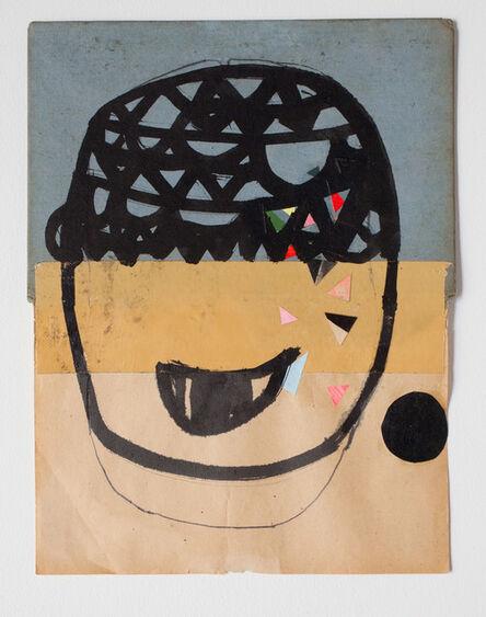 SALLY TAYLOR, 'Head B', 2018