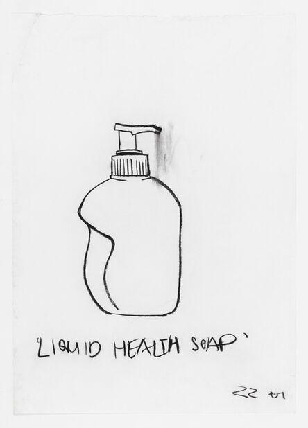 Robin Rhode, 'LIQUID HEALTH SOAP', 2001