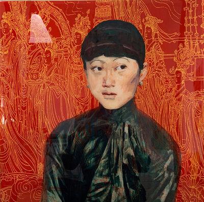 Hung Liu 刘虹, 'Good Prayer', 2019