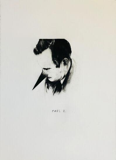 Bernardí Roig, 'Portrait Paul E. (Paul Engelman)', 2018